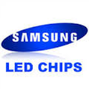 samsung led chips are used in our commercial lighting panel lights