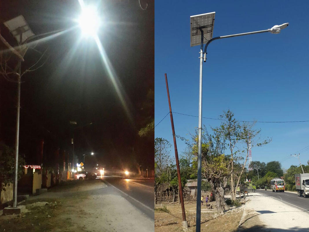 Tried and tested we recommend the Fly Hawk series solar powered street lighting available from Eco Industrial Supplies