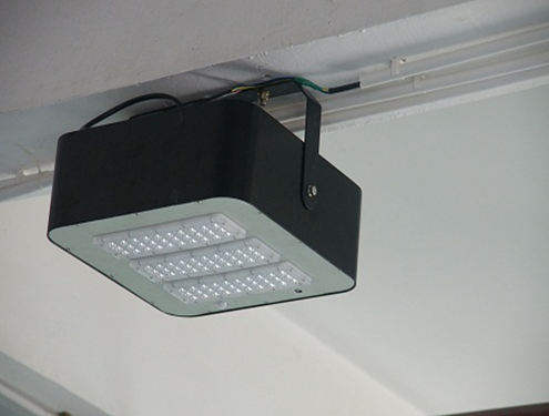 Industrial LED Lighting with HD camera from Eco Industrial Supplies