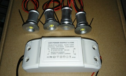 LED Cabinet Lights from Eco Industrial Supplies