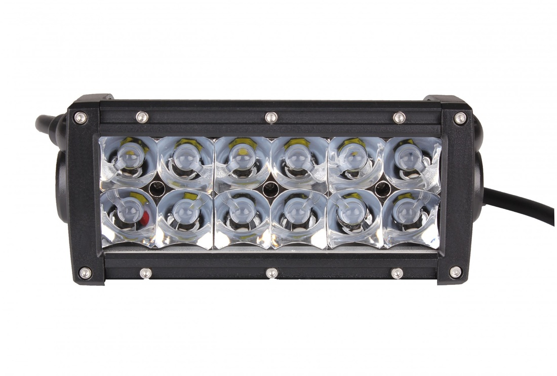 Link page to automotive led light bars