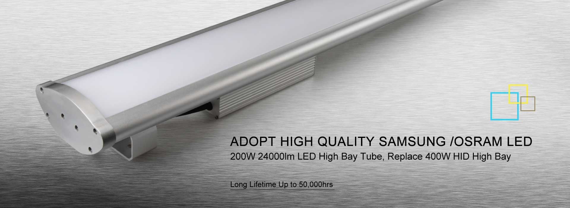 Linear Industrial Lighting Fixtures from Eco Industrial Supplies