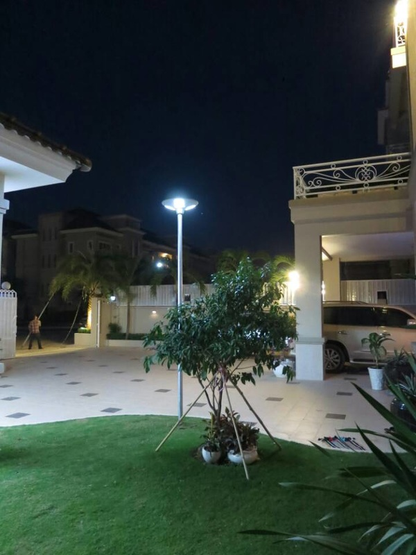 Buy solar powered led street light  from Eco Industrial Supplies