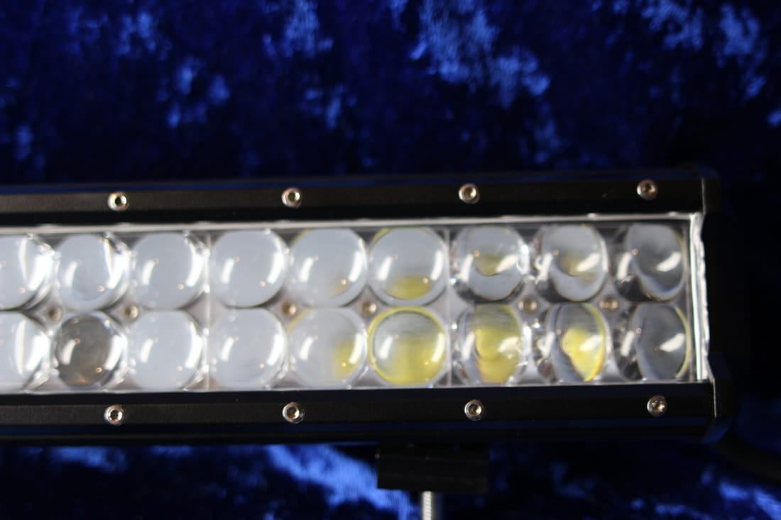 Light Bars Birdsville Series 5 Watt Osram LED`s with 4D lens technology