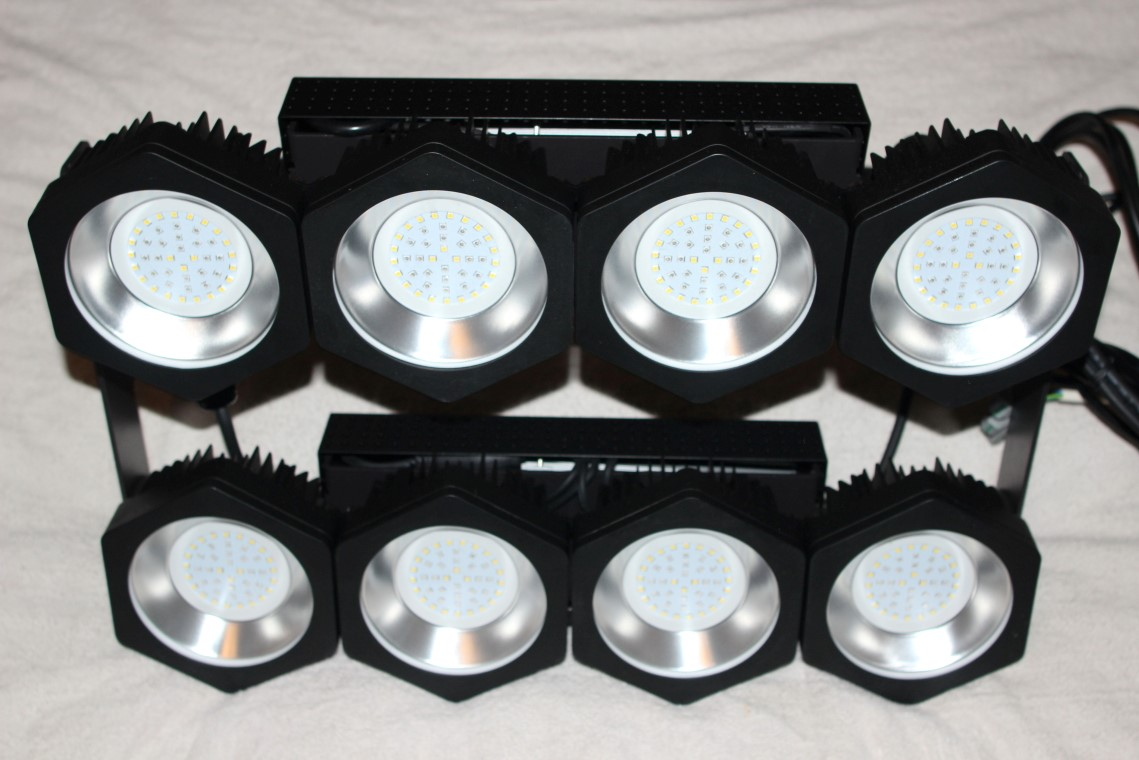 EIS 300 watt high bay fish farming light for aquaculture