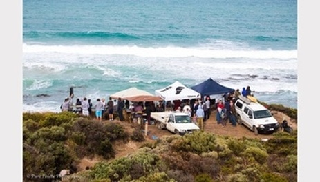 Robe surf competition Stonies Rise SA