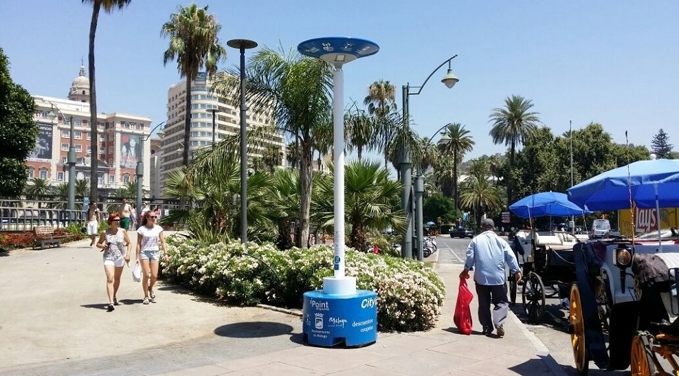 Solar path lights ideal for hire companies and events.
